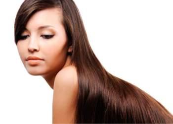 cabelo com escova progressiva