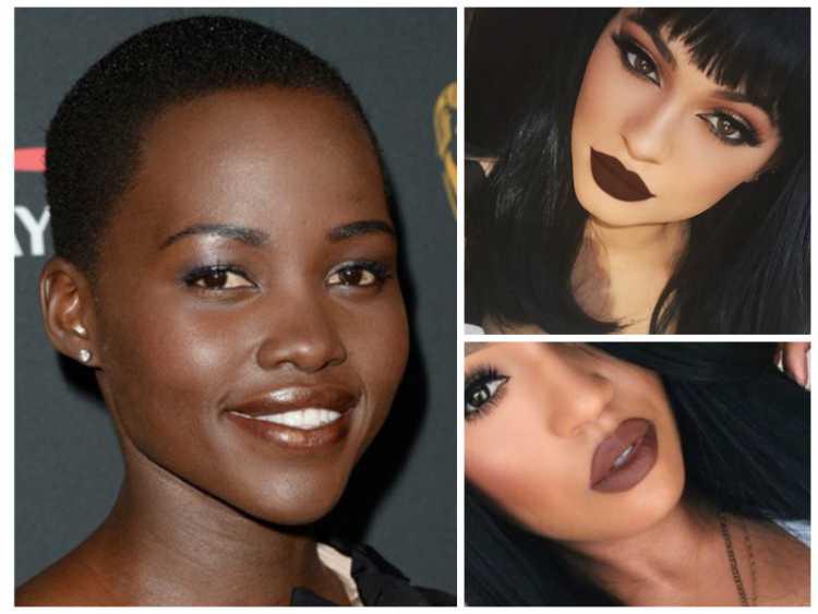 batom marrom para cada tipo de pele