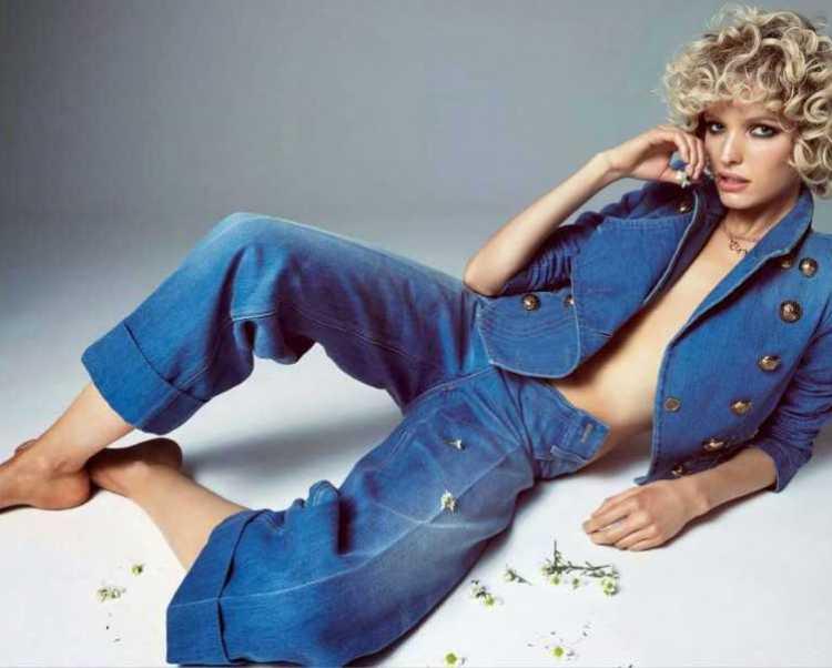 Mulher de Jeans