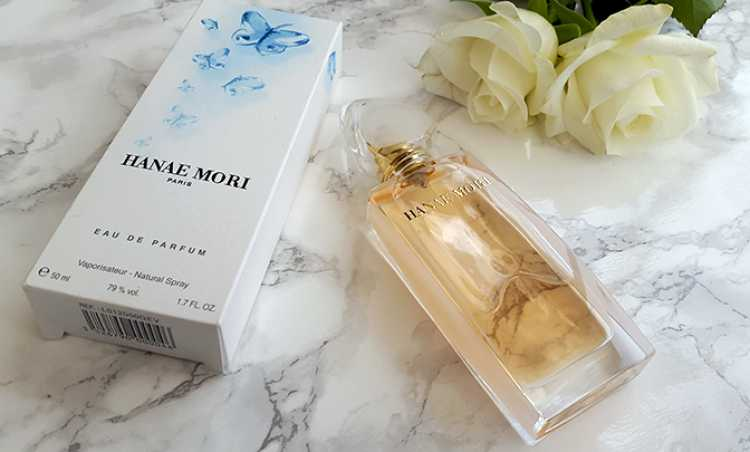 Butterfly Eau de Parfum, Hanae Mori é um dos perfumes doces que você precisa conhecer