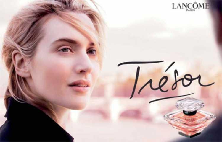 Trésor by Lancôme era um perfume sensual com aroma de âmbar que era super popular nos anos 90.