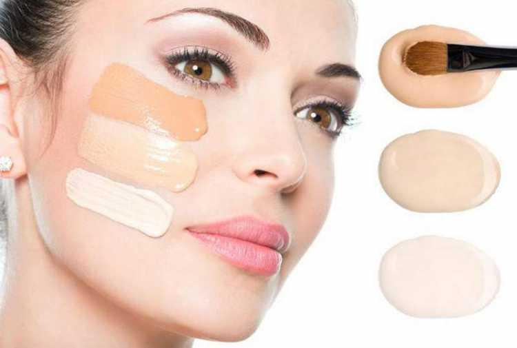 O segredo das três cores para o contorno de maquiagem