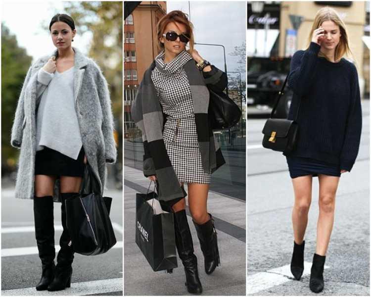 foto de mulheres usando botas