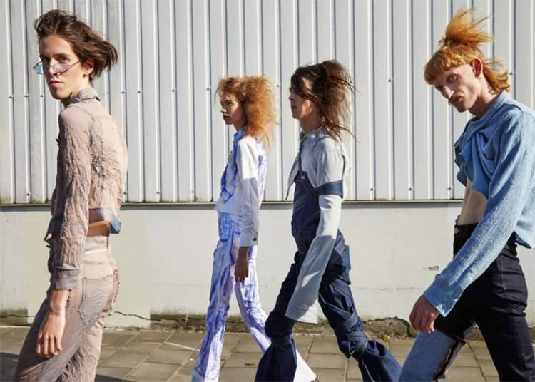 jeans no estilo genderless