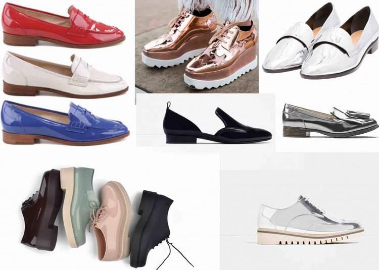 sapatos no estilo genderless