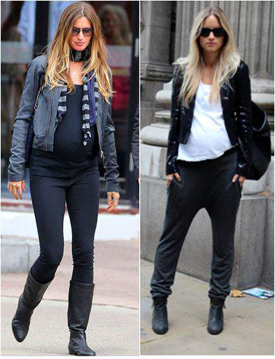 gravidez fashion