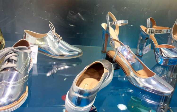 Resultado de imagem para coleçao sapatos 2017
