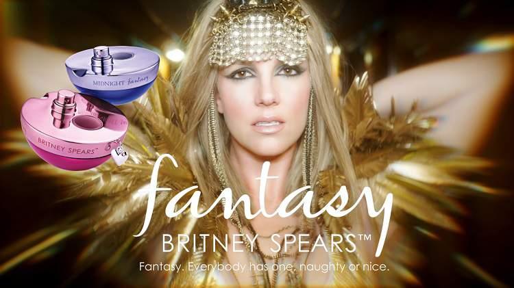 Britney Spears Fantasy Twist é um dos melhores perfumes femininos para o cotidiano
