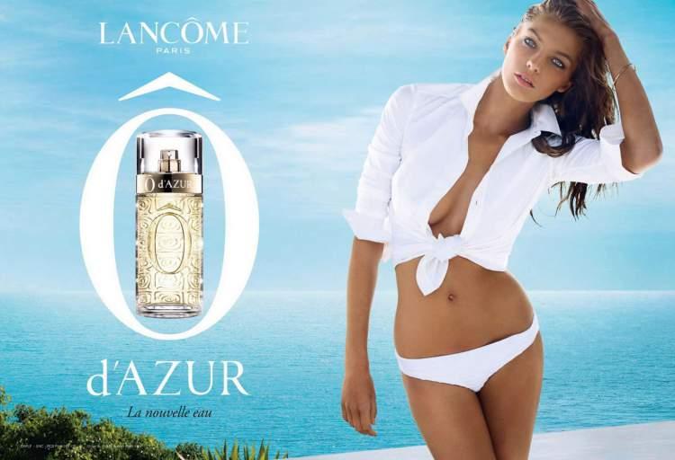 Lancôme Ô d´Azur Eau de Toilette é um dos melhores perfumes femininos para ocasiões especiais