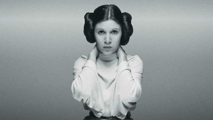 Princesa Leia da saga Star Wars