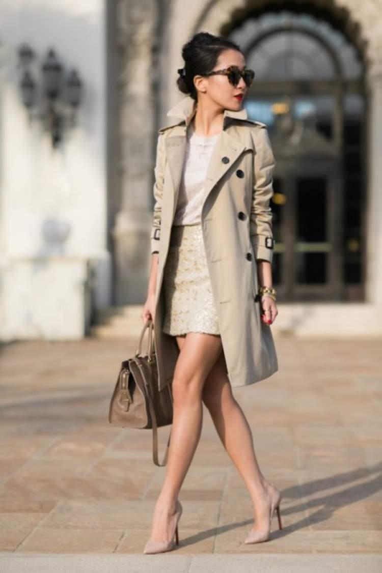 sapatos nude ajudam uma mulher parecer mais alta