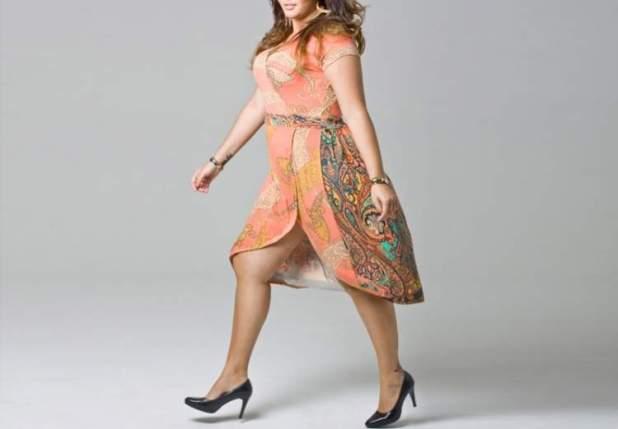 vestido de gordinha para coquetel