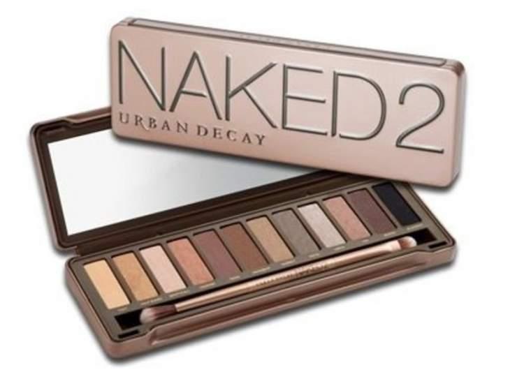 toda mulher merece ter uma paleta de sombras Naked 2 da Urban Decay