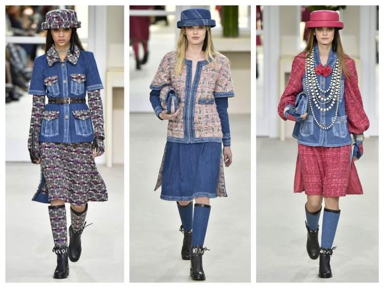 Grunge Fashionista entre as tendências da moda outono/inverno 2017