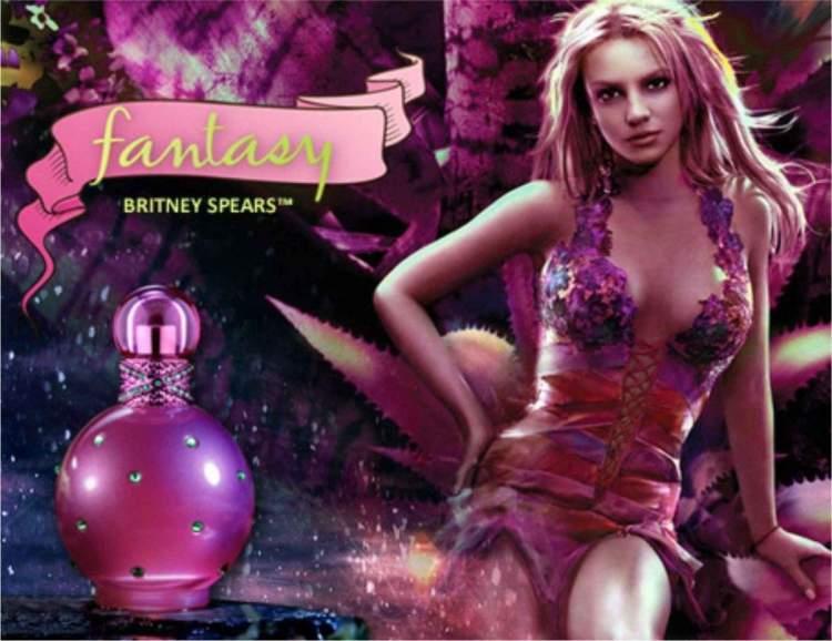 Fantasy by Britney Spears é um dos Perfumes Femininos Importados Mais Vendidos
