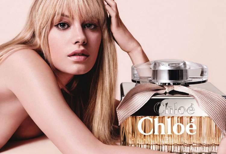 Chloé Eau de Parfum de Chlo é um dos perfumes que farão você se sentir mais sexy