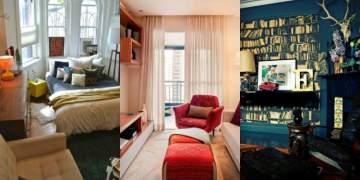 Aprenda decorar um apartamento pequeno sem erros