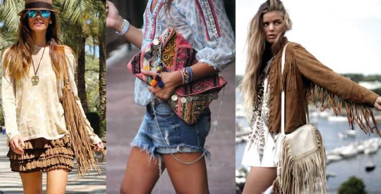 Boho chique continua como tendência da moda em 2018