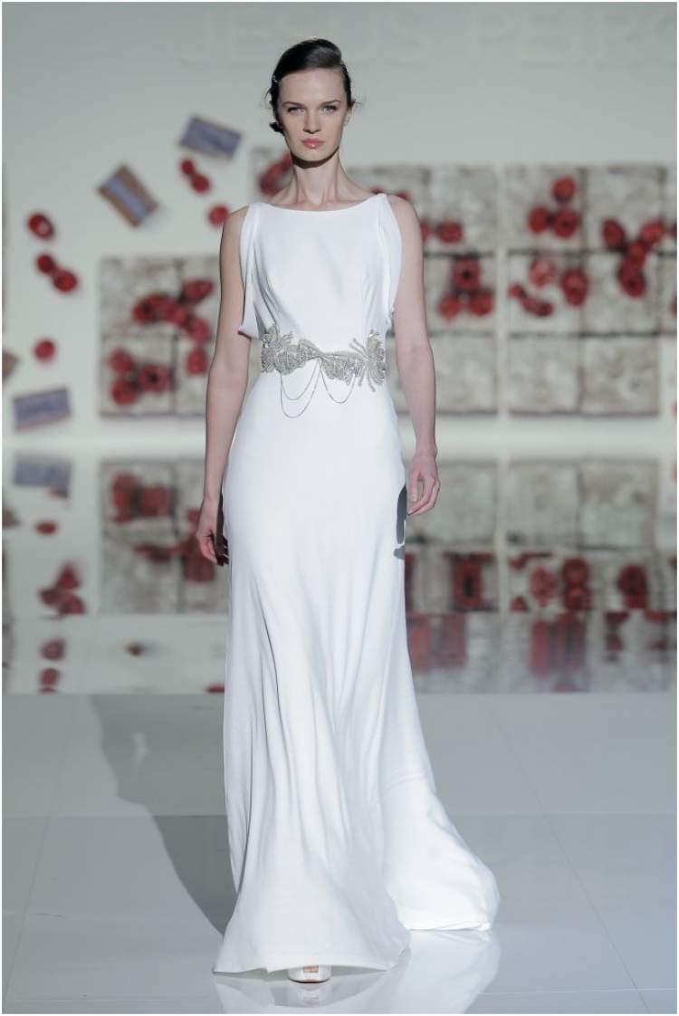 Modelo Chique para Noiva Casar no Civil em 2017