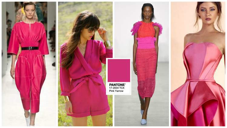 Tendências em cores para a moda primavera verão 2017 segundo a Pantone