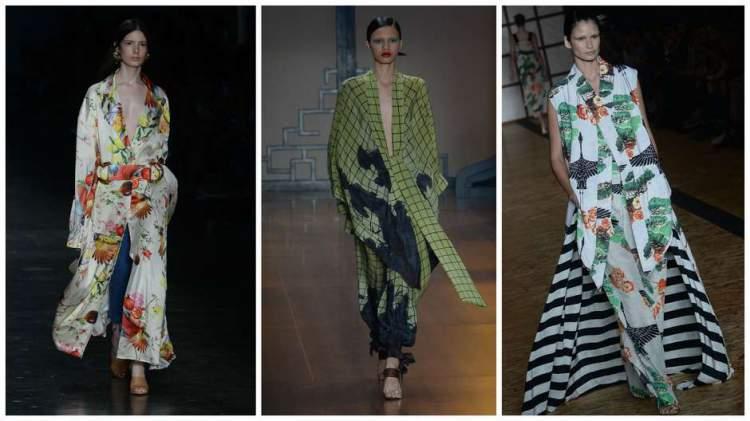O japonismo é uma grande aposta da moda para a primavera 2017