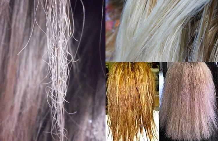 Recupere o cabelo emborrachado e elástico em 10 passos