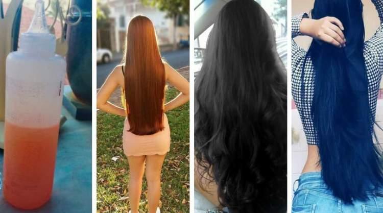 Dicas caseiras para turbinar o crescimento do cabelo