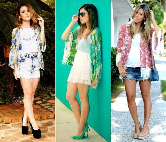 Estilo oriental é uma das tendências da moda primavera/verão 2017-2018