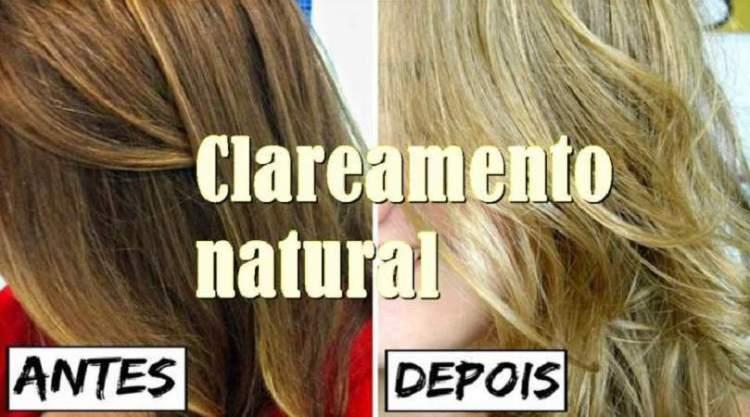 Veja 3 receitas caseiras para clarear o cabelo sem química: 100% natural