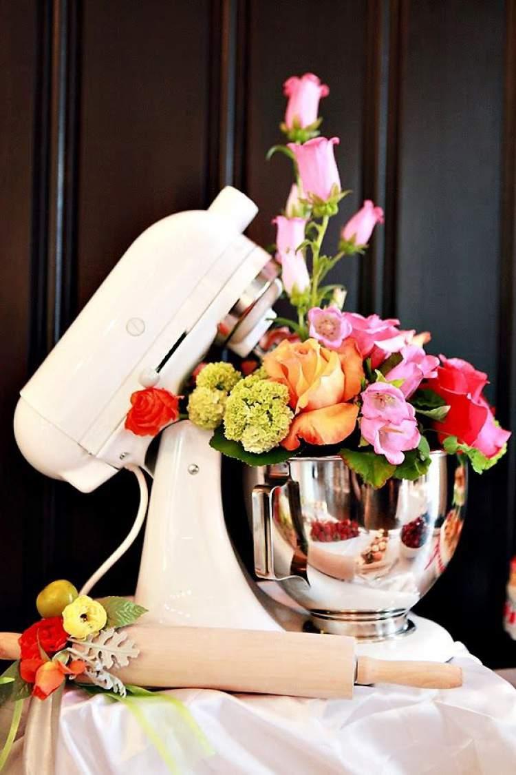 como decorar uma casa com flores
