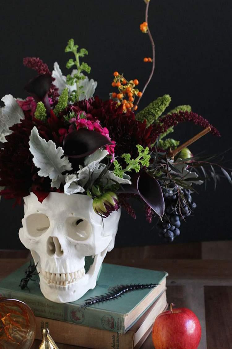Vasos curiosos para decorar uma casa com flores