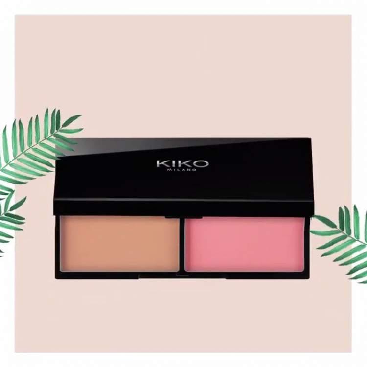 Palette Smart Blush and Bronzer é um dos lançamentos de produtos de beleza em agosto