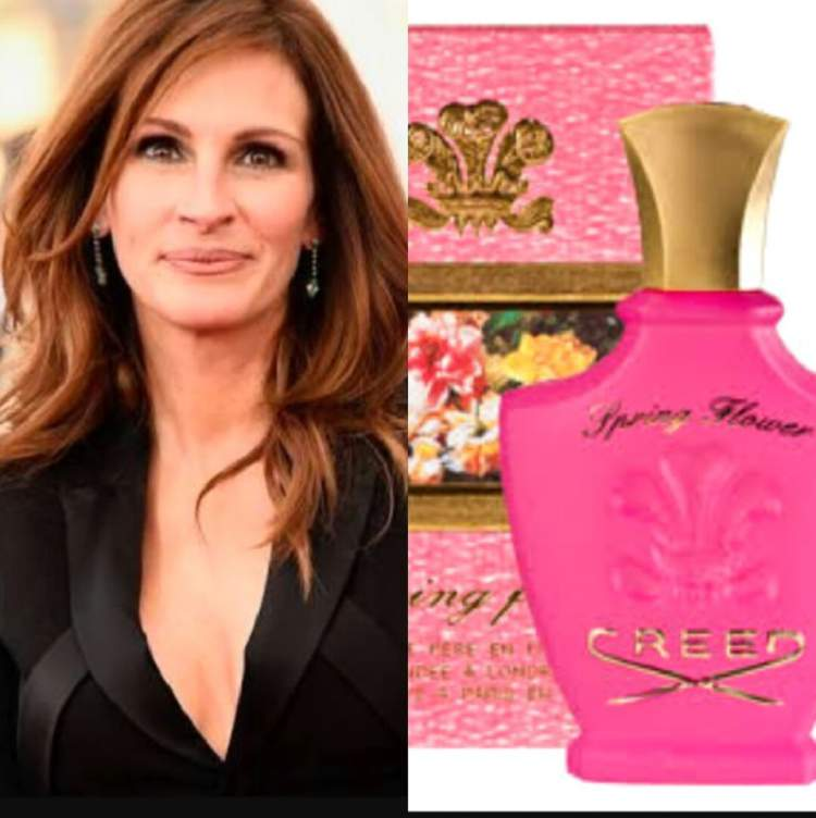 Perfume favorito da ulia Roberts