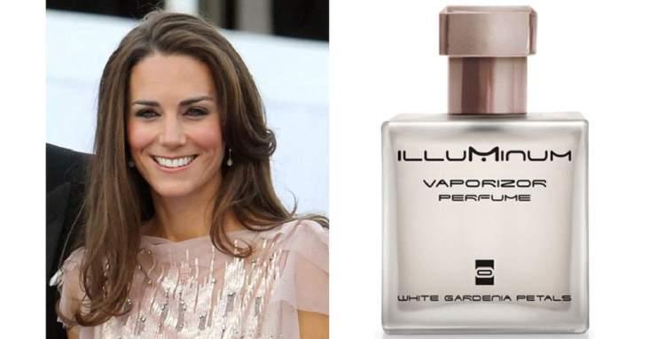 Perfume favorito da Kate Midleton
