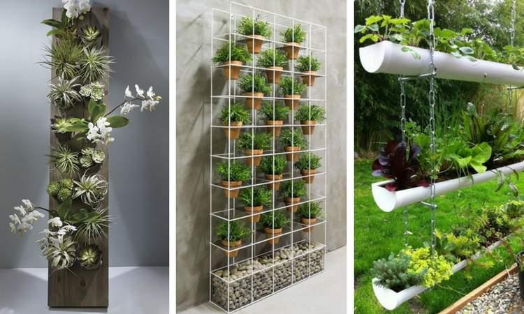 Ideias para você fazer um jardim de inverno