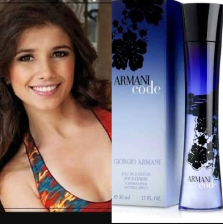 Perfume favorito da Paula Fernandes