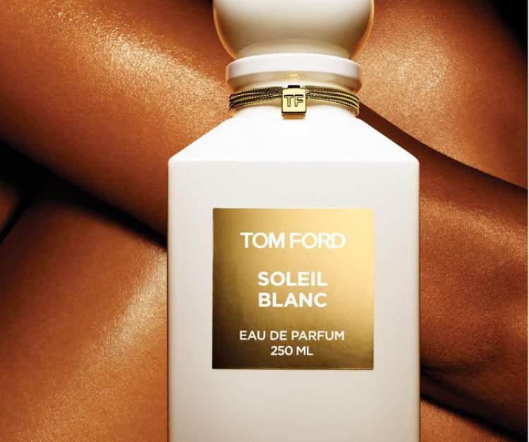 Tom Ford Soleil Blanc é um dos melhores perfumes de 2017