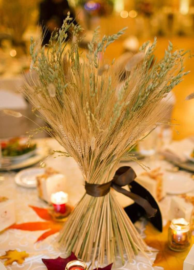 Ideia para decoração de casamento