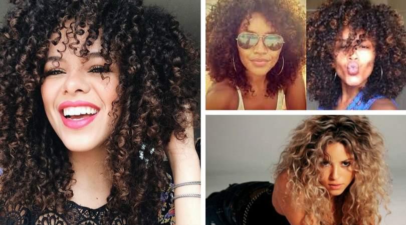 Conheça nove maneiras simples e eficientes de domar os cabelos cacheados