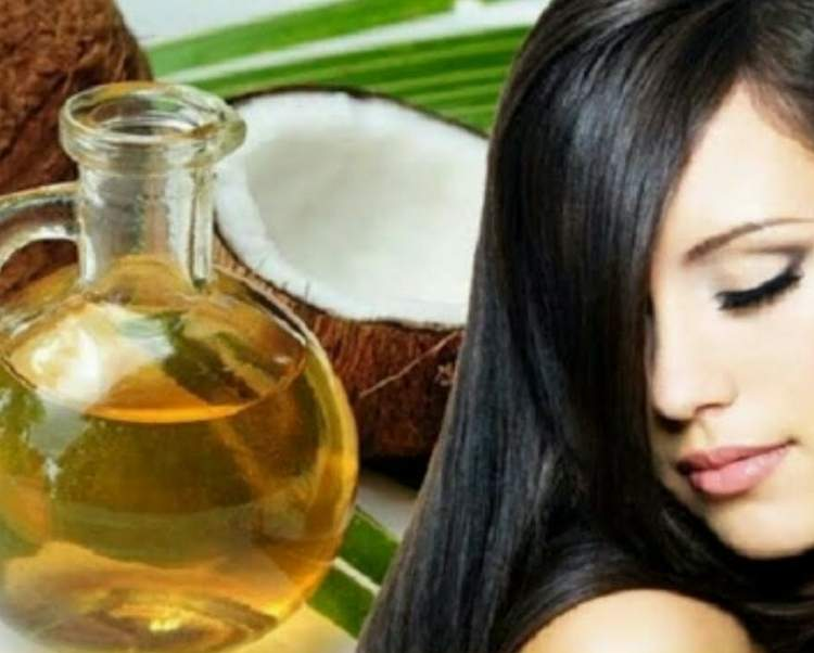 Aprenda usar o óleo de coco no cabelo