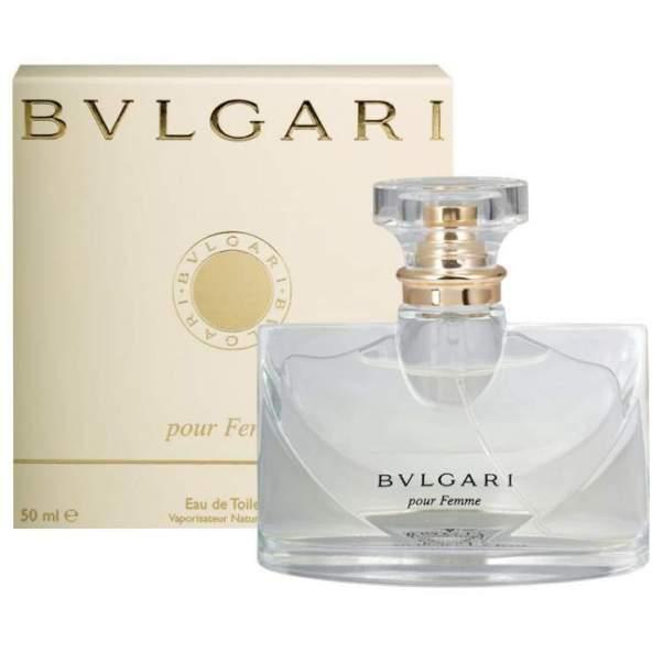 Dica de perfume: Bvlgari Pour Femme Eau de Parfum (Bvlgari)