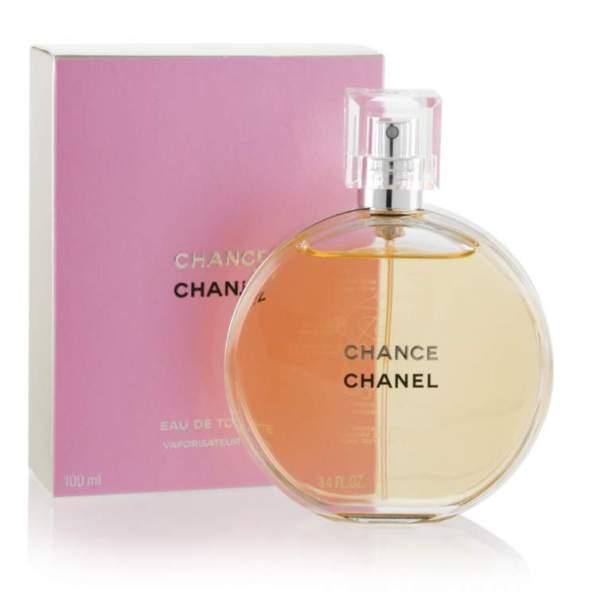 Dica de perfume: Chance Chanel Eau de Toilette (Chanel)