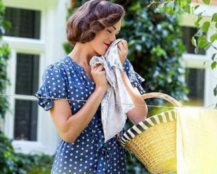 Como deixar a roupa com cheirinho de nova