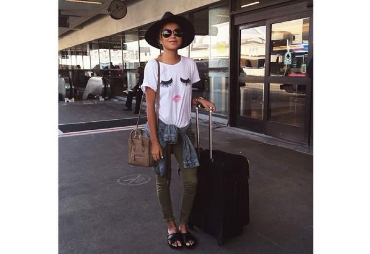 Look para viajar no verão