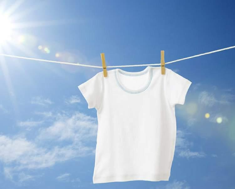 5 truques para deixar a roupa branca ainda mais branca