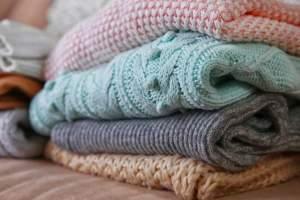 Descubra como lavar roupa de lã corretamente