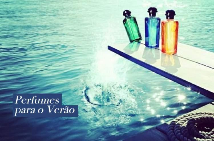 Dicas para você escolher um perfume de verão