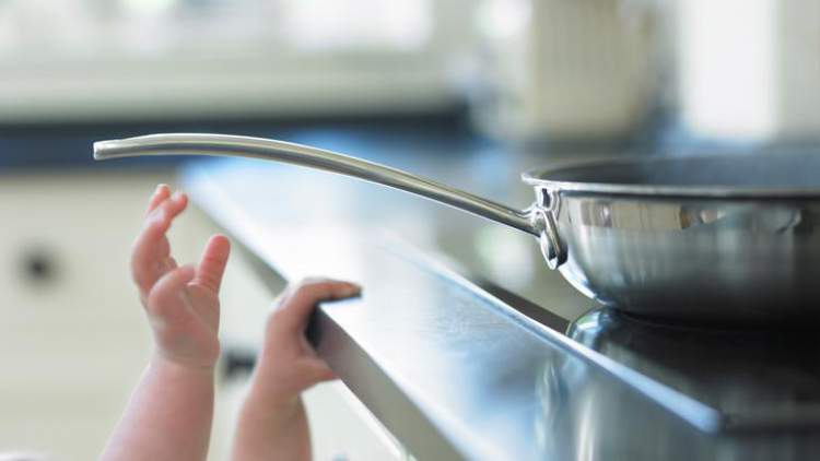 Maneiras de deixar sua casa segura para crianças