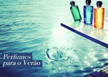 Melhores perfumes de verão