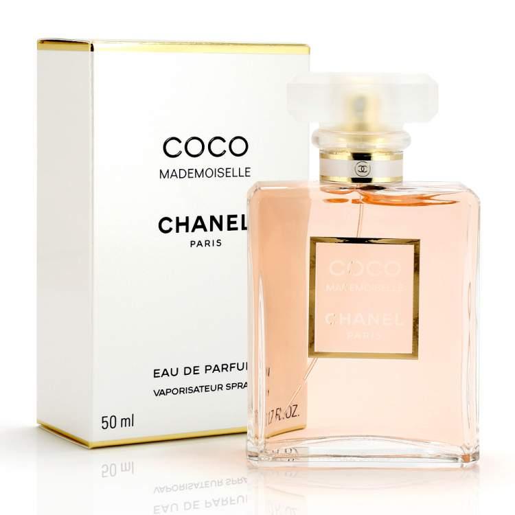 Chanel Coco Mademoiselle de Chanel é um dos melhores perfumes femininos